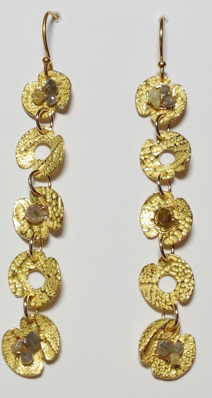 in earrings italian by gold w hover to purity twisted hoop zoom view lecalla y