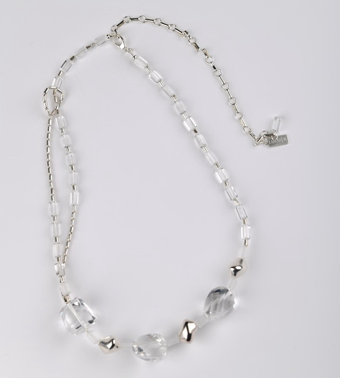 Anna Necklace by LULU B Designs at The Avenue Gallery, a contemporary fine art gallery in Victoria, BC, Canada.