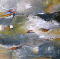 Boundless by Marianne Meyer at The Avenue Gallery, a contemporary fine art gallery in Victoria, BC, Canada.